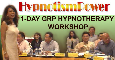 Group Hypnotherapy one day workshop