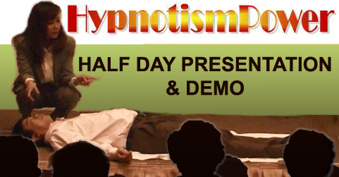 Half-day Hypno Presentation and Demo