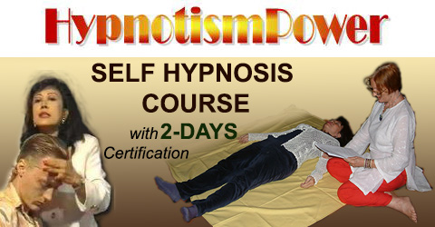 Self Hypnosis Certification Course
